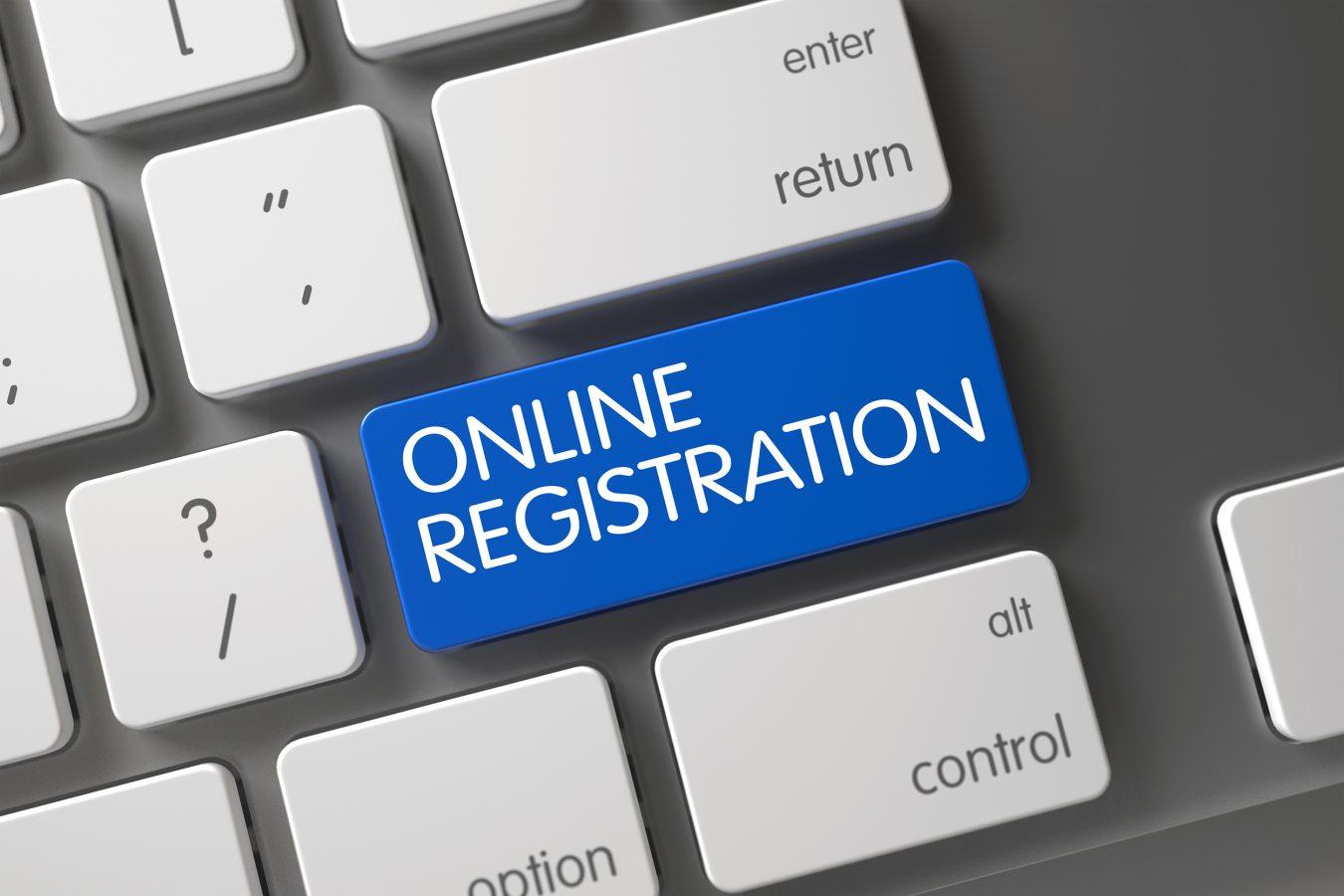 Register Online SM