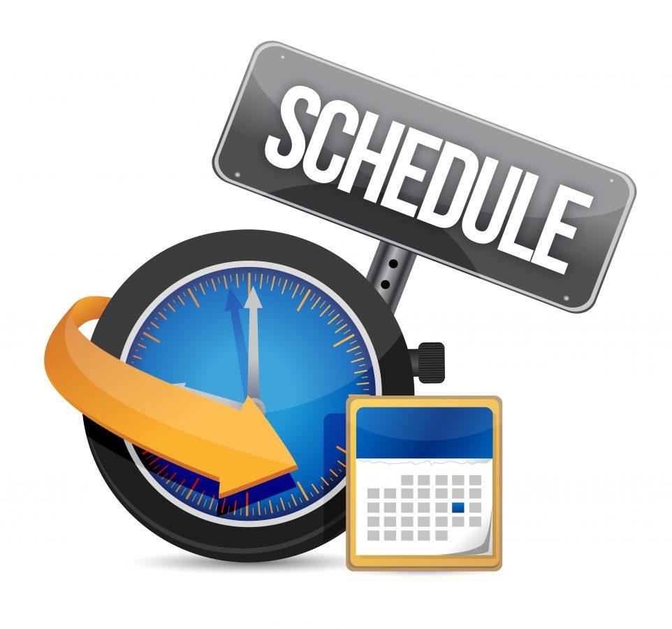 Scheduleof Events