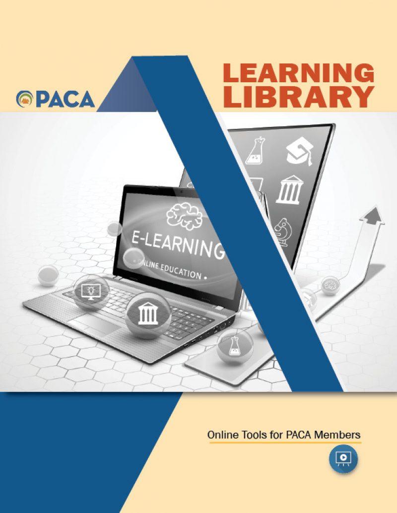 E Learning Brochure